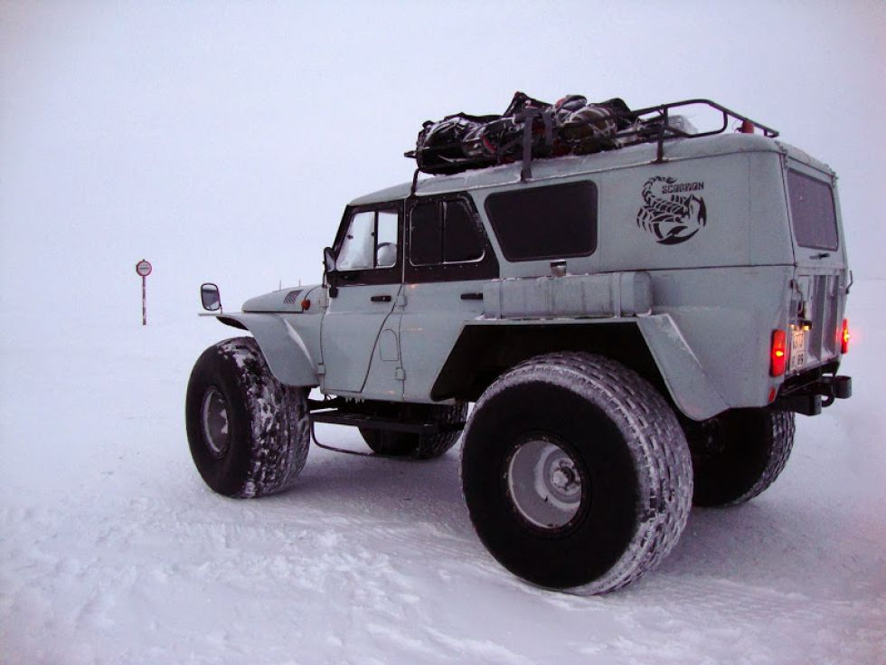 Wycieczka Rosja Nieńcy Ural polarny Workuta
